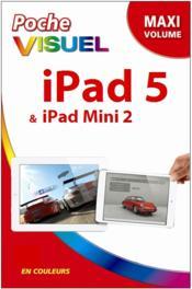 IPad air et iPad mini retina ; maxi volume - Couverture - Format classique