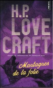 Vente livre :  Montagnes de la folie  - Howard Phillips Lovecraft