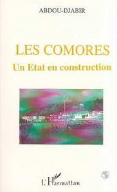Les Comores .Un Etat En Construction - Intérieur - Format classique