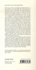 Autrefois Diana - 4ème de couverture - Format classique