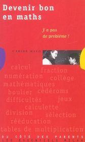 Devenir bon en maths - Intérieur - Format classique