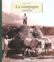 La campagne autrefois - Intérieur - Format classique