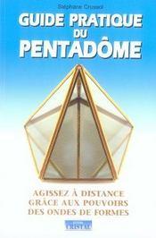 Guide pratique du pentadome - Intérieur - Format classique
