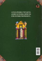 Ex-voto - 4ème de couverture - Format classique