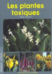Les Plantes Toxiques - Intérieur - Format classique