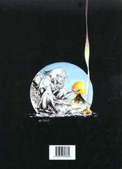 Rahan ; intégrale t.13 - 4ème de couverture - Format classique