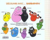 Barbapapa et les labyrinthes - 4ème de couverture - Format classique