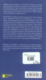 La Memoire Du Desir. Du Traumatisme Au Fantasme - 4ème de couverture - Format classique