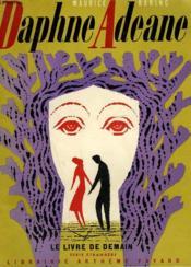 Daphne Adeane. Le Livre De Demain N° 53. - Couverture - Format classique