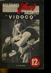 Nos Grands Films Racontes - Vidocq - Couverture - Format classique