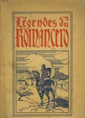 Les Legendes Du Romancero - Couverture - Format classique
