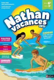 Spécial cahiers de vacances