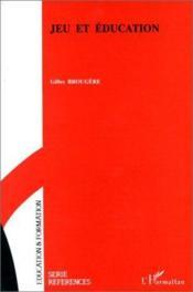 Jeu Et Education - Couverture - Format classique