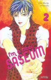 Saseum I'M A Deer T.2 - Intérieur - Format classique