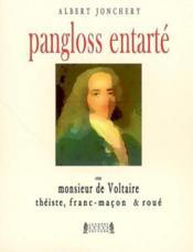Pangloss entarté - Couverture - Format classique
