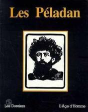 Peladan (Les) - Couverture - Format classique
