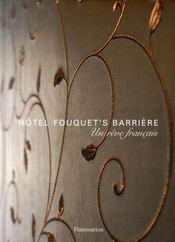 Hotel Fouquet's Barrière ; un rêve français - Intérieur - Format classique