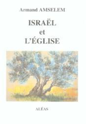 Israel Et L'Eglise - Couverture - Format classique