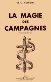 La magie des campagnes - Couverture - Format classique