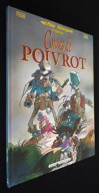 Contes De Poivrot - Couverture - Format classique