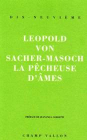La Pecheuse D'Ames - Couverture - Format classique