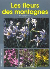 Les fleurs des montagnes - Intérieur - Format classique