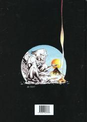 Rahan ; intégrale t.14 - 4ème de couverture - Format classique