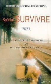 Special Survivre 2023 - Couverture - Format classique