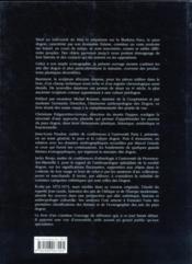 Dogon (2e édition) - 4ème de couverture - Format classique