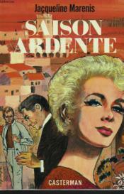 Saison Ardente - Couverture - Format classique