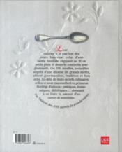 Recettes de grands-mères et leur assortiment d'astuces - 4ème de couverture - Format classique