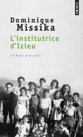 Vente  L'institutrice d'Izieu  - Dominique Missika