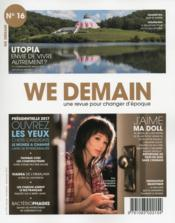 Vente livre :  WE DEMAIN N.16  - We Demain
