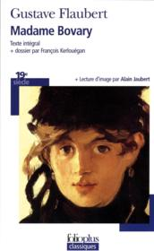 Vente livre :  Madame Bovary ; moeurs de province  - Gustave Flaubert