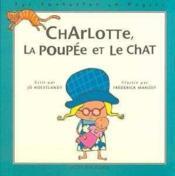 Mathilde, la poupee et le chat - Couverture - Format classique