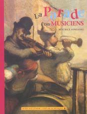 La Parade Des Musiciens - Intérieur - Format classique