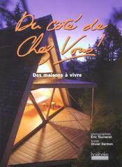 Du Cote De Chez Vous ! Des Maisons A Vivre - Intérieur - Format classique