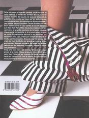 Nos années 80 - Style Elle - 4ème de couverture - Format classique
