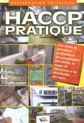 Haccp pratique - Intérieur - Format classique