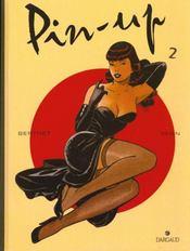 Pin-Up T.2 ; Poison Ivy - Intérieur - Format classique