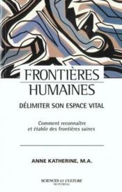 Delimiter Son Espace Vital - Couverture - Format classique