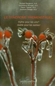 Syndrome premenstruel - Couverture - Format classique