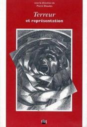 Terreur Et Representation - Couverture - Format classique