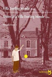 Villa esseling monde ; visites à la villa Esseling monde - Couverture - Format classique