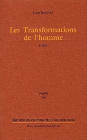 Les transformations de l'homme (1956) - Intérieur - Format classique