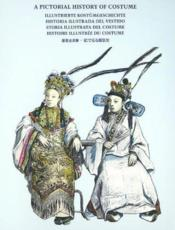 Pictural history of costume - Couverture - Format classique