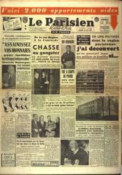 Parisien Libere Edition De 5 Heures (Le) N°1426 du 01/06/1946 - Couverture - Format classique