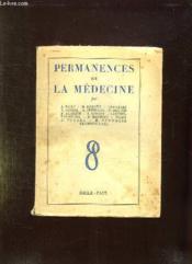 Permanences De La Medecine. - Couverture - Format classique