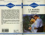 La Mariee A Disparu - Hijacked Honeymoon - Couverture - Format classique