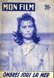 Mon Film N° 571 - Ombres Sous La Mer - Couverture - Format classique